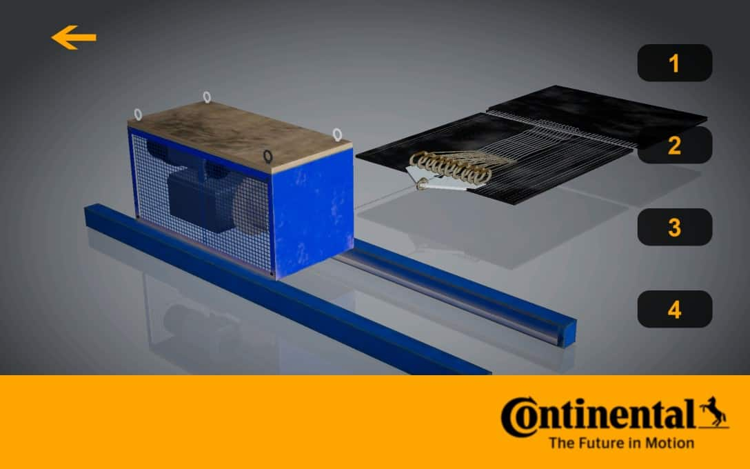 Continental Tyres Augmented Reality - 5