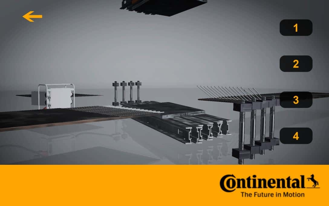 Continental Tyres Augmented Reality - 7
