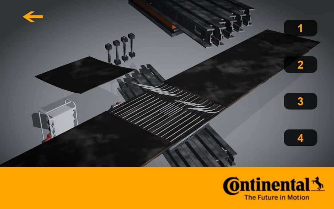 Continental Tyres Augmented Reality - 8