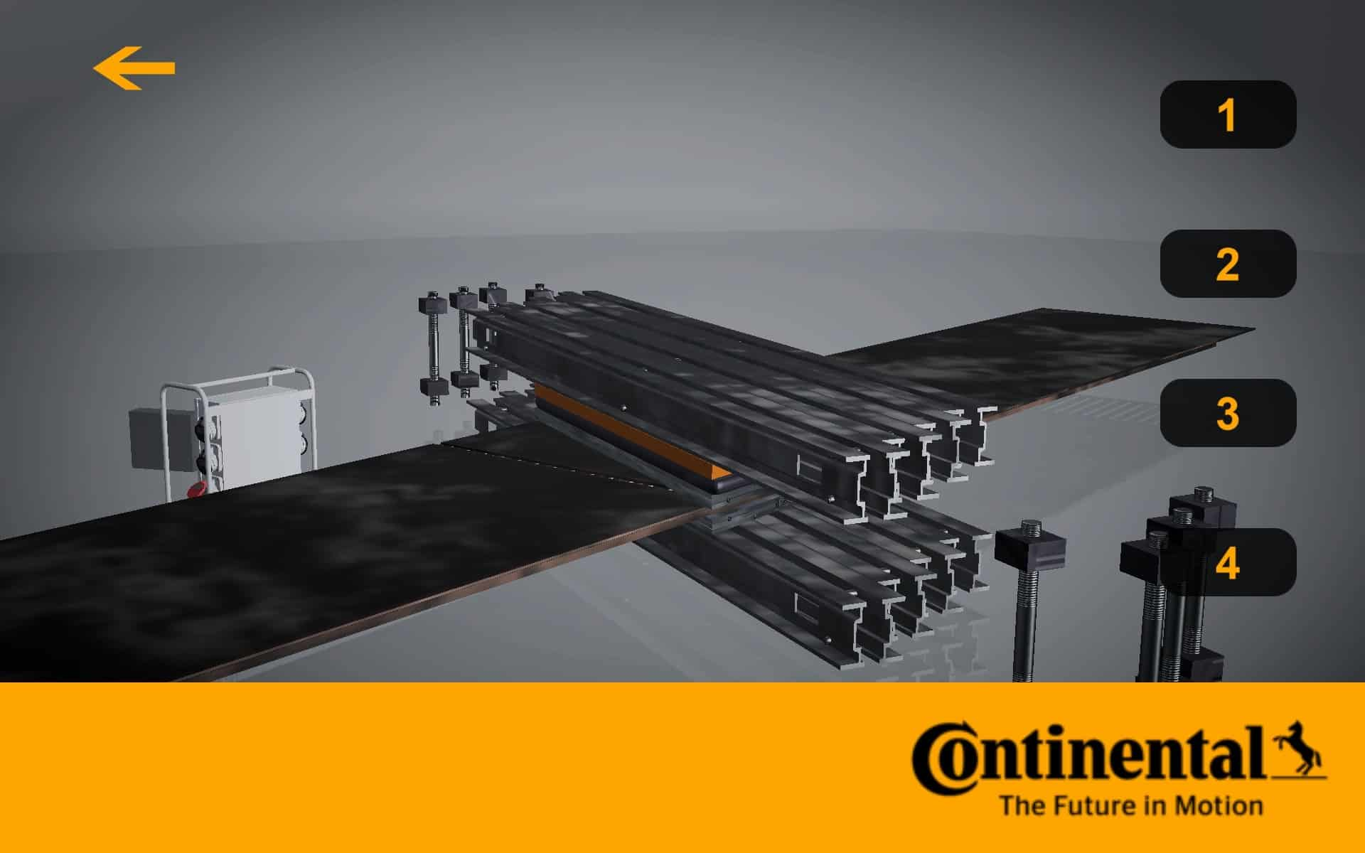 Continental Tyres Augmented Reality - 9