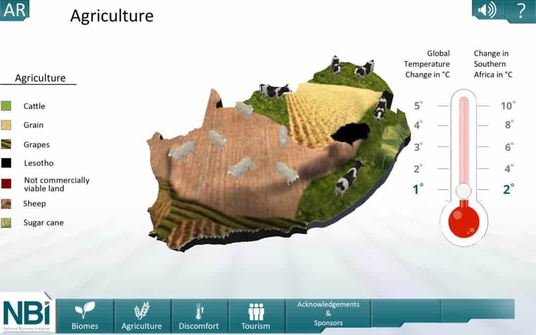 NBI Augmented Reality MAPP - Agriculture