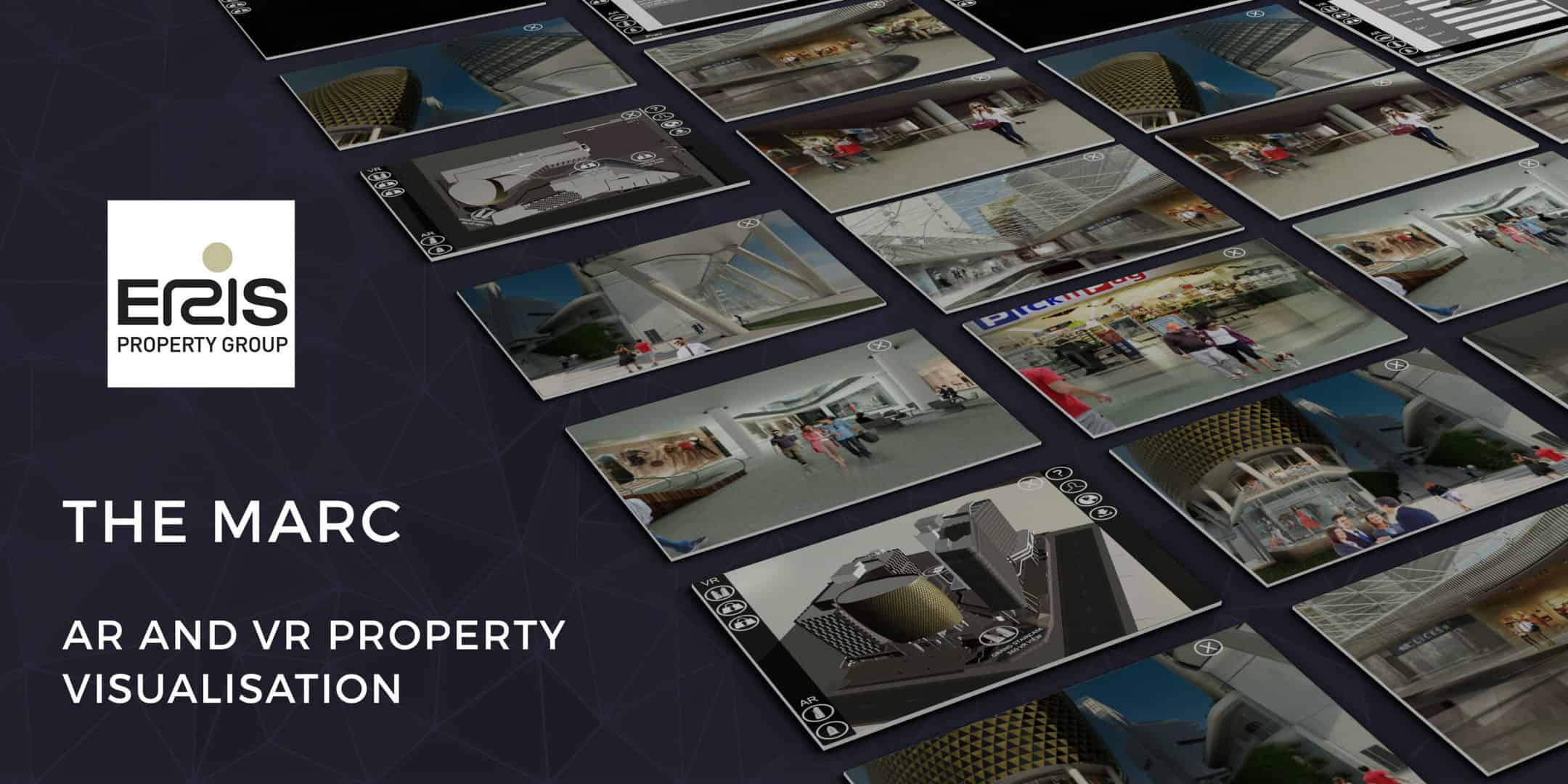 Read more about the article ERIS PROPERTY GROUP<br>Eris used augmented and virtual reality as a sales tool by allowing potential stakeholders to visualise how the commercial property would look like before construction.