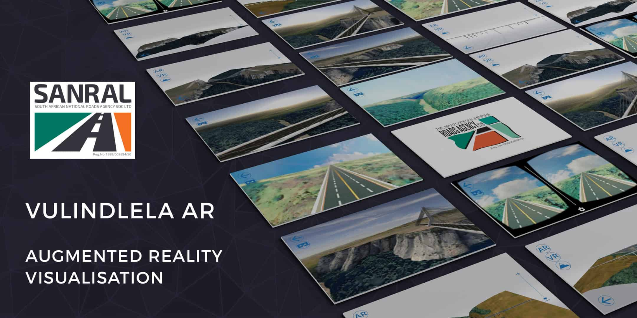 Read more about the article SANRAL<br>Sanral used augmented and virtual reality as a communication platform to visually demonstrate what their new bridges are going to look like once completed.