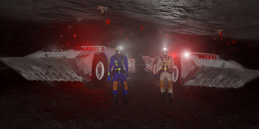 Read more about the article The Benefits of Virtual Reality Training in the Mining Industry