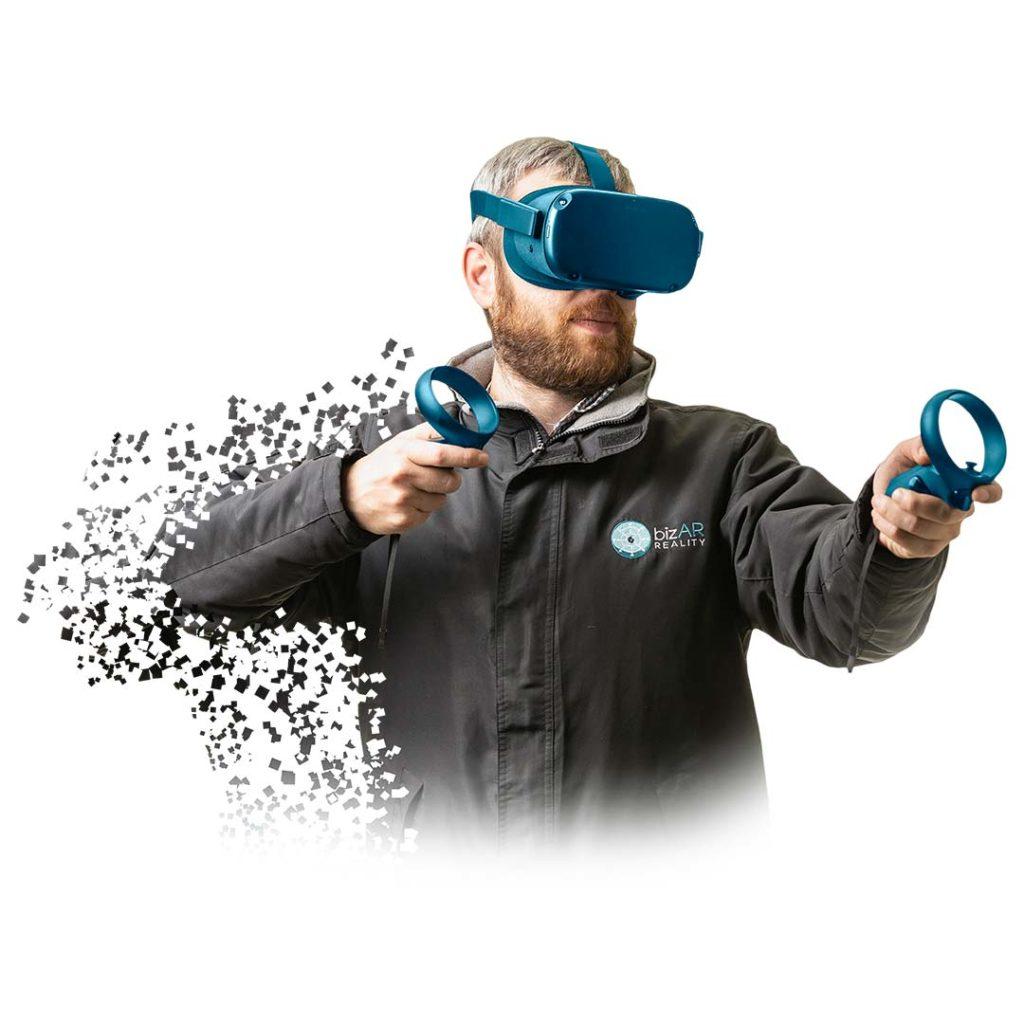 Custom Virtual Reality Training Solution - bizAR Reality