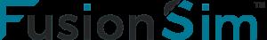 FusionSim Logo