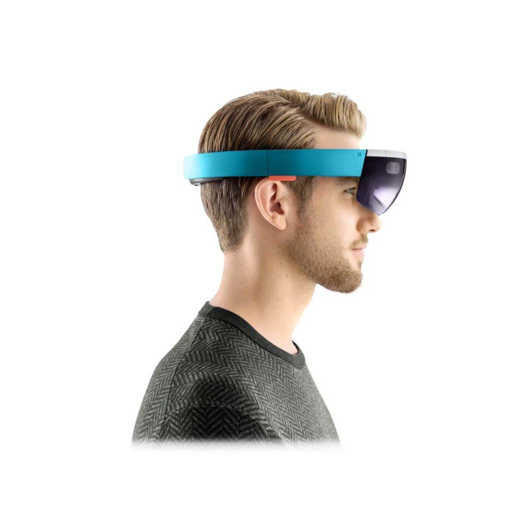 FusionGlass Augmented Reality Smart Glass Solution - bizAR Reality