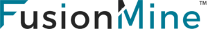 FusionMine Logo - Virtual Reality Mining Training Platform