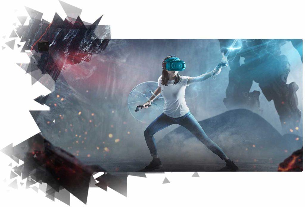 Animated Virtual Reality Software