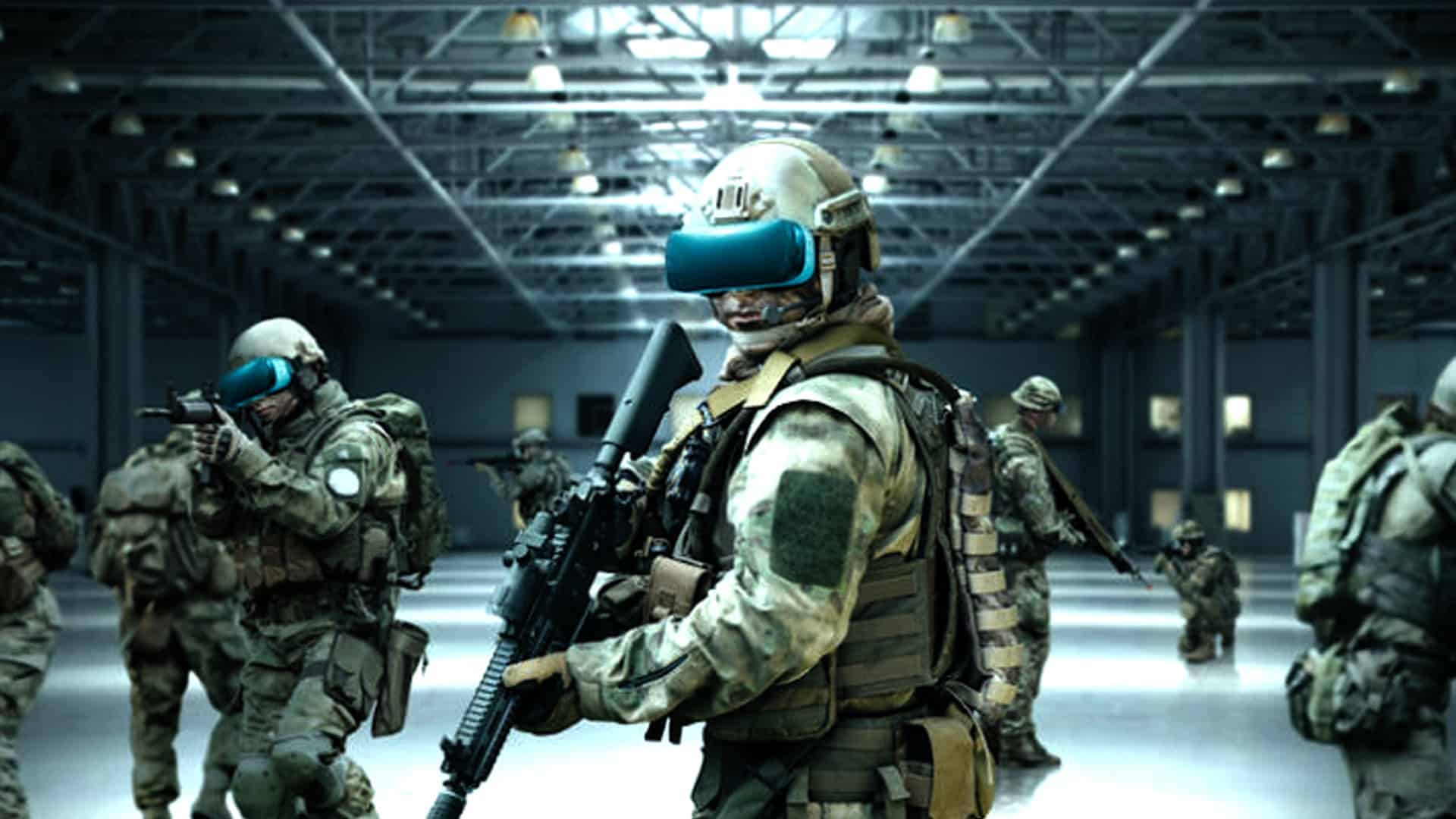 Read more about the article How Virtual Reality is Critical to Shaping the Police and Military Forces of the Future